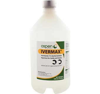 IVERMAX® INJECTABLE 1% 1000 ML