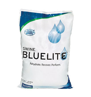 BLUELITE® 2BW SWINE STRESS SUPPORT POWDER 2 LB