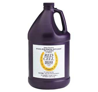 RED CELL EQUINE GALLON