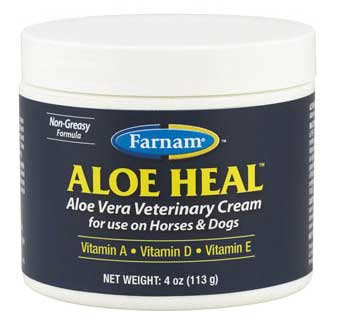ALOE VERA VETERINARY CREAM 4OZ