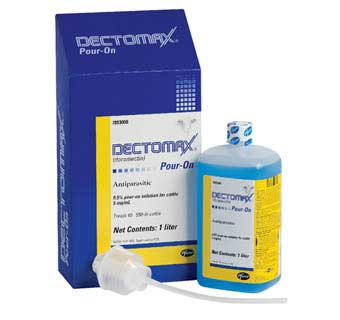 DECTOMAX® POUR-ON SOLUTION 1 LITER