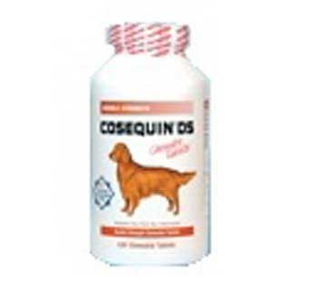 COSEQUIN DS CHEWABLE TABLETS 132 COUNT