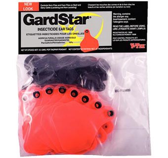 GARDSTAR PLUS INSECT TAG 25/PKG