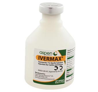 IVERMAX® INJECTABLE 1% 50 ML