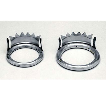 CROWN COW WEANER STAINLESS STEEL