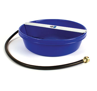 EVER FULL PLASTIC PET BOWL - 3 GALLON - EACH