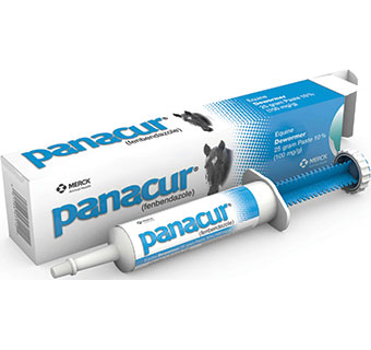 PANACUR® PASTE SYRINGE 25 G