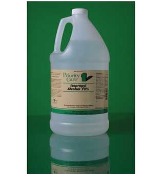 PRIORTY CARE TOPICAL ANTI-SEPTIC DISINFECTANT 16 OZ