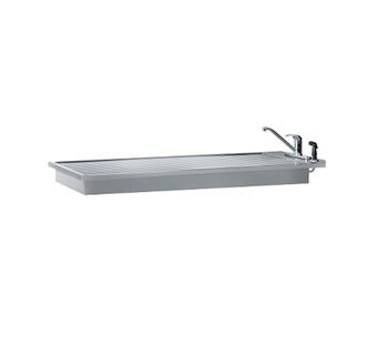 EXAM TOP INSERT STAINLESS STEEL 48 IN TUB