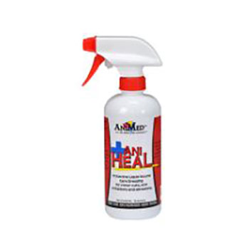 ANIHEAL™ WOUND CARE - 16OZ - SPRAY BOTTLE - EACH
