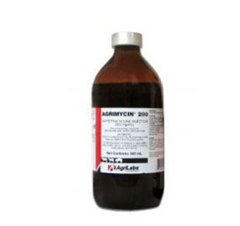 AGRIMYCIN® 200 (OXYTETRACYCLINE) - 500ML - EACH