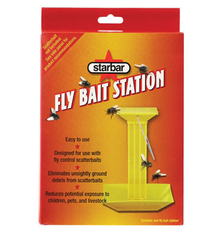FLY BAIT STATION SCATTER EACH
