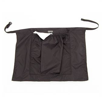 CLOTH TOWEL HALF APRON WITH ONE POCKET - EACH