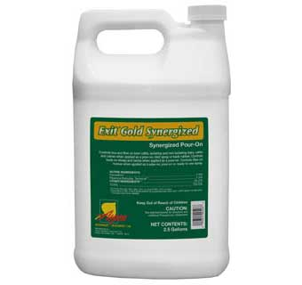 EXIT® GOLD SYNERGIZED 2.5 GALLON