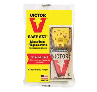 EASY SET® MOUSE TRAP 2 PACK