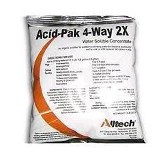 ACID PAK 4 WAY WATER SOLUBLE 2 X 227 GM POUCH