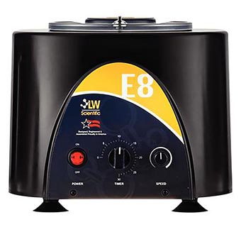 ECONOMY-8 CENTRIFUGE VARIABLE SPEED WITH 30-MINUTE TIMER & SPEED CONTROL