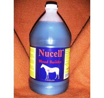 NUCELL™ BLOOD BUILDER - GALLON - EACH