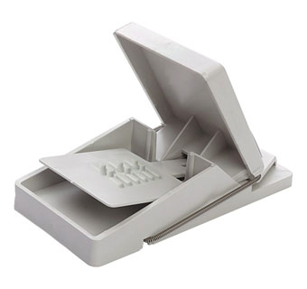 THE BETTER MOUSE TRAP 3-1/2 IN L X 2 IN W X 1.812 IN H 2/PKG