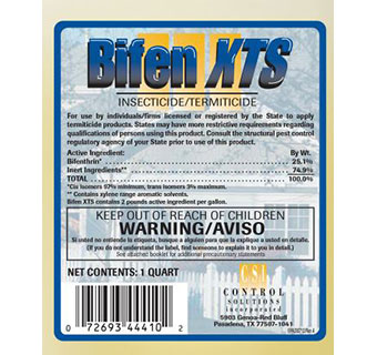 BIFEN XTS - QUART - EACH
