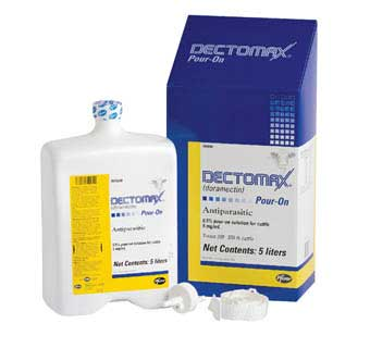 DECTOMAX® POUR-ON (DORAMECTIN) 5 LITER
