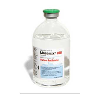 LINCOMIX® (LINCOMYCIN HYDROCHLORIDE) 100 INJECTABLE 100 ML