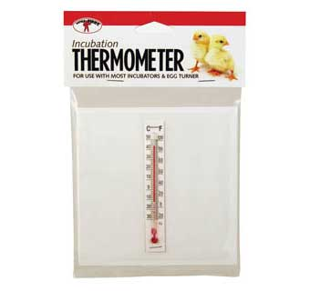 INCUBATOR THERMOMETER KIT - EACH