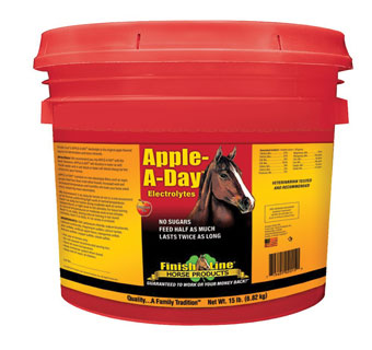 APPLE A DAY ELECTROLYTE 15LB