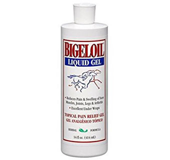 BIGELOIL® LIQUID GEL LINIMENT - 14OZ - EACH