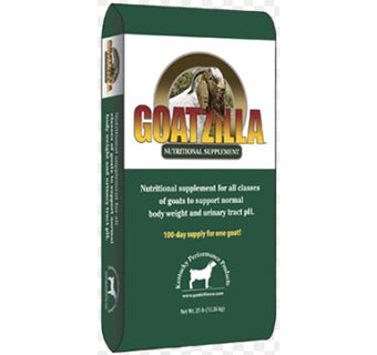 GOATZILLA™ NUTRITIONAL FEED - 25LBS - EACH
