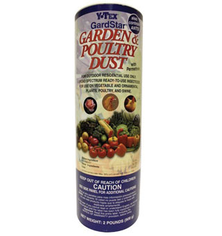 GARDSTAR GARDEN & POULTRY DUST GARDEN AND POULTRY DUST 2 LB