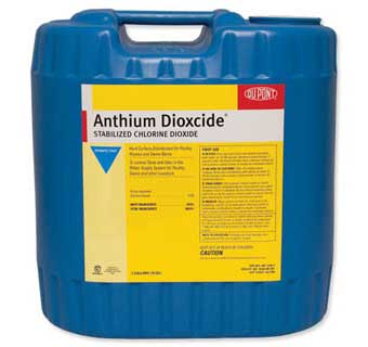 DUPONT™ ANTHIUM DIOXCIDE® 55 GALLON DRUM