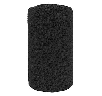 COFLEX® BANDAGE BLACK 4 IN x 5 YD ROLL