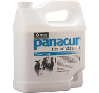 PANACUR® SUSPENSION GALLON (RX)