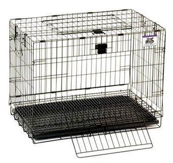 SMALL WIRE POP UP RABBIT CAGE - 24IN - EACH