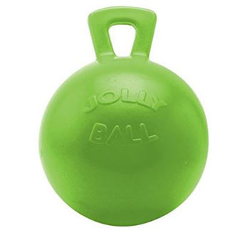 JOLLY BALL™ EQUINE - 10IN - GREEN APPLE - EACH