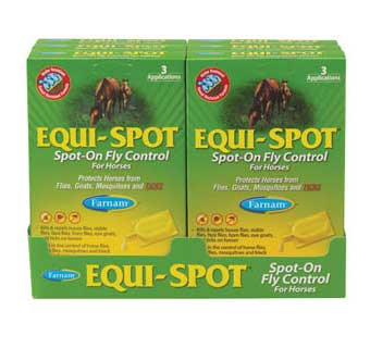 EQUI SPOT FLY CONTROL 10 ML 3 COUNT