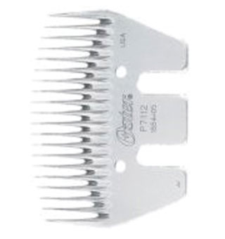 OSTER 20-TOOTH SHOW COMB