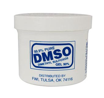 DMSO GEL 90% 4 OZ