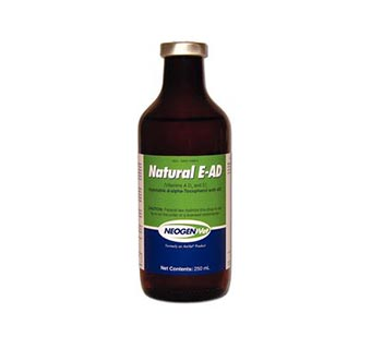 NATURAL E A AND D  RX 250 ML