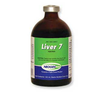 LIVER 7 INJECTABLE RX 100 ML