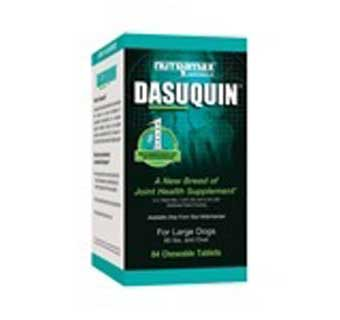 DASUQUIN CHEWABLE TABLETS LARGE DOG 84 COUNT