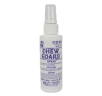 CHEW GUARD™ SPRAY DOGS AND CATS 4 OZ 1/PKG