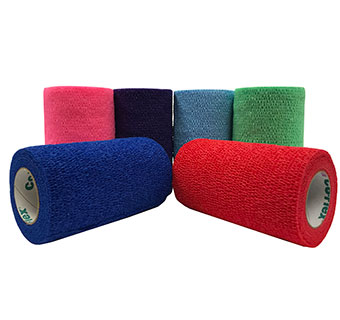 COFLEX® COLORPACK BANDAGE 4 IN x 5 YD ROLL