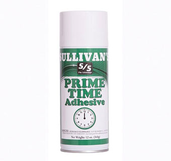 PRIME TIME ADHESIVE 12 OZ CLEAR