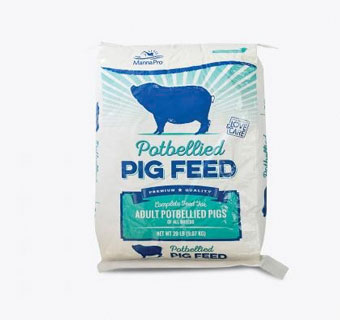 C-S POT BELLIED PIG FEED