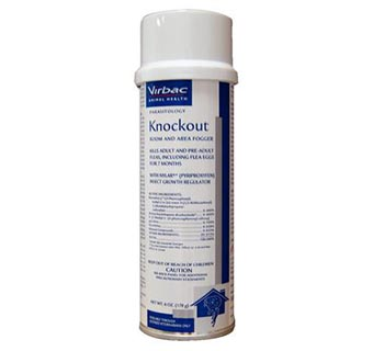 KNOCKOUT™ ROOM AND AREA FOGGER 6 OZ