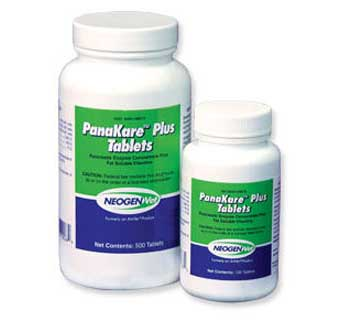 PANAKARE™ PLUS TABLETS 425 MG 500 COUNT