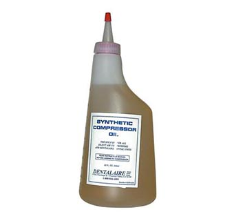 DENTALAIRE COMPRESSOR OIL 22 OZ
