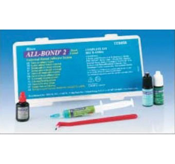ALL-BOND 2® UNIVERSAL ADHESIVE COMPLETE KIT